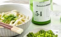 うどんと最強ペアリングなうどん専用日本酒が誕生!その名も「54(こし)」