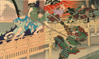 桶狭間の戦いで今川義元を討ち取った服部小平太と毛利新介…その後の人生どうなった?【三】