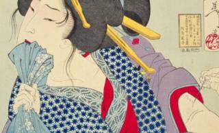 もぐりの私娼から江戸吉原のトップ「太夫」にまで上り詰めた伝説の遊女「勝山」