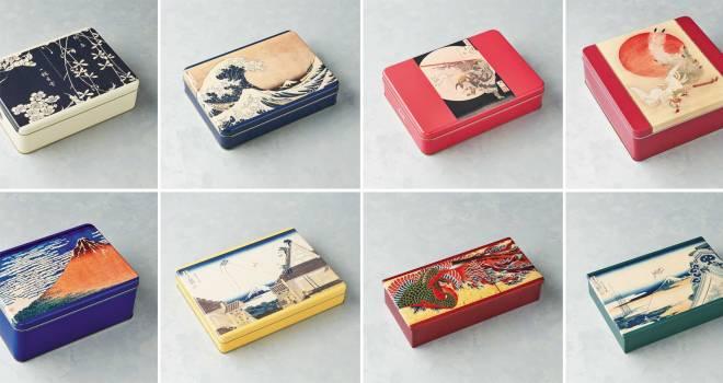 自分に贈りたいぞ!日本画の巨匠たちの作品をパッケージに施したお歳暮「アートコレクションギフト」が素敵