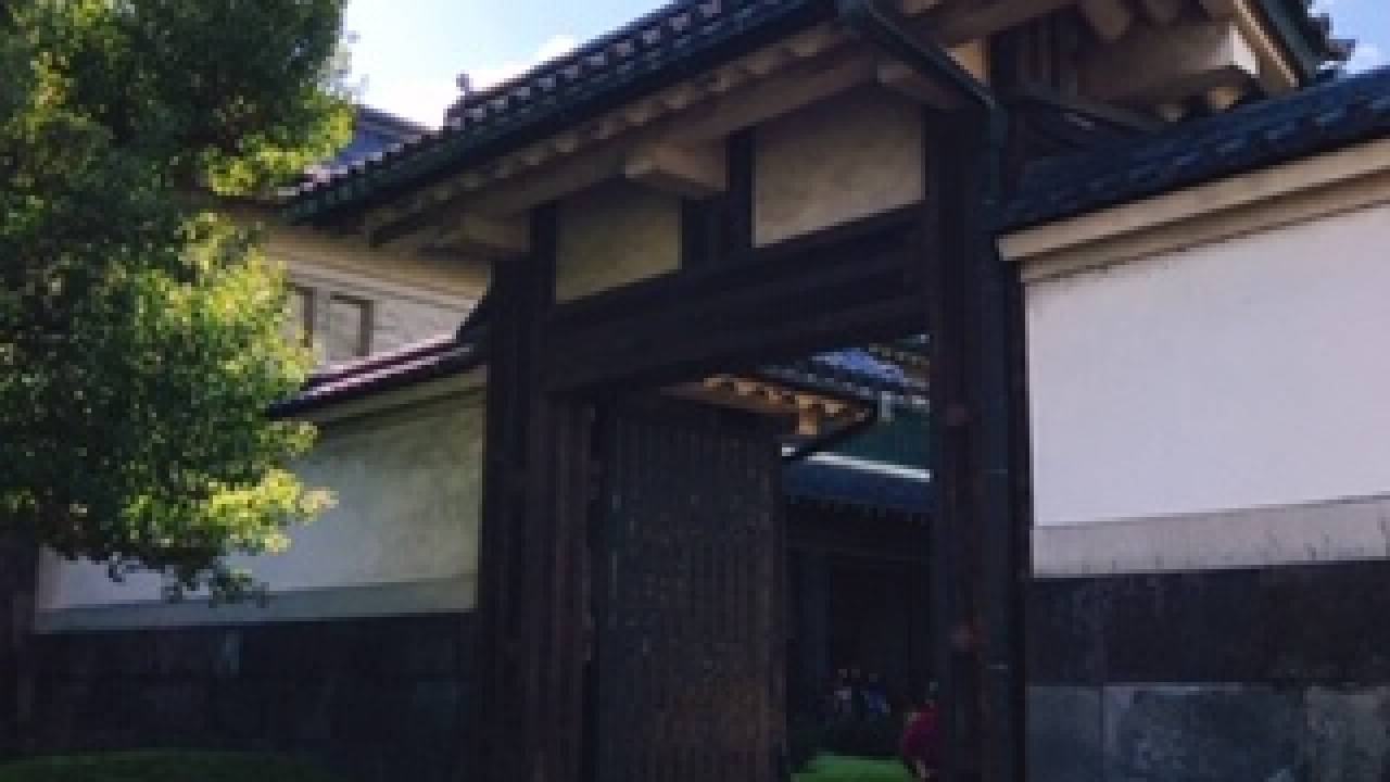 奥女中が行き来した通用門「平川門」 -皇居ランナー必見!江戸城の門を紹介4