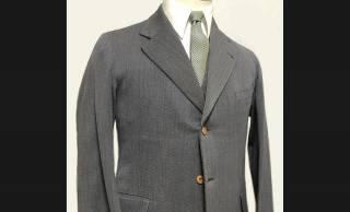 男性が着るスーツ「背広」という言葉は、英語に不慣れだった日本人の訛りで変化した?