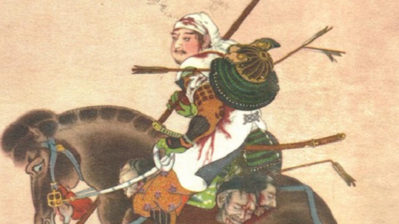 「戦国時代の騎馬合戦は絵空事」説に異議!武士らしく馬上で武勲を立て「槍大膳」と称された武将【下】