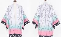 人気漫画「鬼滅の刃」の胡蝶しのぶが羽織っている、蝶の羽根を模した羽織が発売!