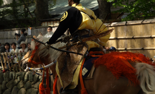 鎌倉武士の伝統神事「流鏑馬」の魅力を武田流射手が語りつくす!