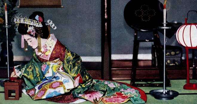 床上手だけでは不十分!江戸吉原の花魁は客をつなぎ止めるために高い教養が求められた