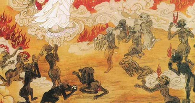 功徳を積んだら地獄行き!?「我地獄に入らざれば…」禅を極めた趙州和尚の言葉が深い