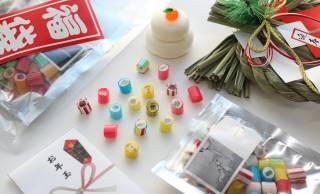 お年賀にイイかも!お正月にぴったりな可愛いキャンディが「パパブブレ」から登場