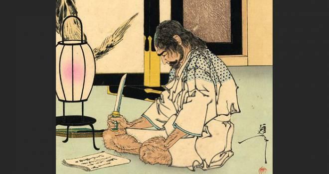 寝ぼけてうっかり!?江戸時代、予想外すぎる方法で切腹してしまった武士がいた