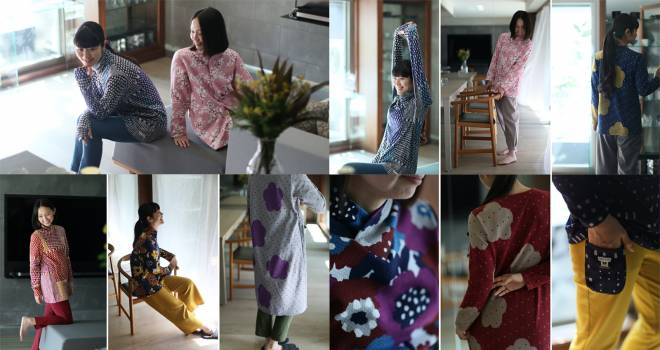 日本を感じる素敵デザイン♡SOU・SOU×ワコールのコラボアイテム2019秋冬新作が登場!