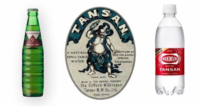生粋の日本生まれ!炭酸水のウィルキンソン、実は明治時代に誕生した国産ブランドです