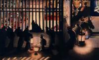 2年ぶりに展示中!北斎の娘・葛飾応為の名作「吉原格子先之図」の魅力【後編】