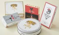 パッケージ最高♡昭和モダン・中川淳一と洋菓子のルタオがコラボ!数量限定チョコレート発売