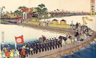 天皇陛下が来られるって!天皇のお出まし「行幸」は、地名さえ変える影響力大の一大イベント