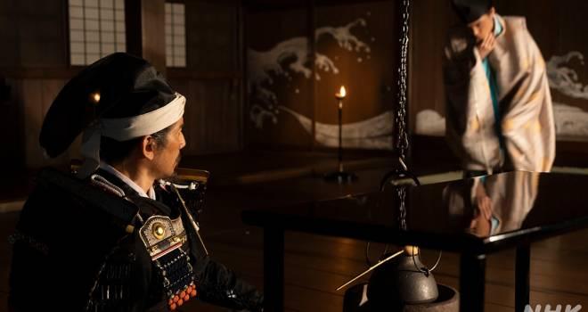 伊右衛門でおくりびと。大河「麒麟がくる」で斎藤道三役のモッくんの怪演ぶりに注目集まる