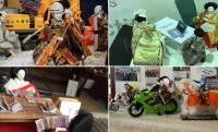 ビジュアルの破壊力よ(笑)不要になった雛人形を有効活用する「福よせ雛プロジェクト」がステキ!