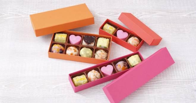 練りもの男子にプレゼント♡まるでトリュフチョコみたいな「バレンタインさつま揚げ」がキュートだよ!