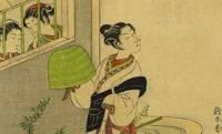 虚無僧が何故おしゃれ?江戸時代にあったファッションとしての虚無僧スタイル!鈴木春信の魅力 その5 パート2