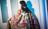 画⻤と呼ばれた天才!幕末の絵師・河鍋暁斎とヨウジヤマモト「Ground Y」のコラボコレクション登場!