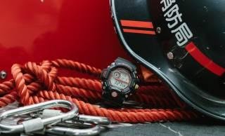 被災地の救援活動を行う「緊急消防援助隊」とコラボしたタフネス極まりしG-SHOCKが発売!