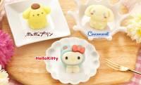 フィギュアじゃないよ!サンリオキャラを練り切りで再現した和菓子が発売