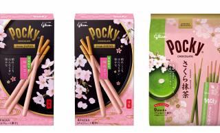 一足早く春の味わい♡ポッキーから桜をテーマにした新フレーバー2品同時発売