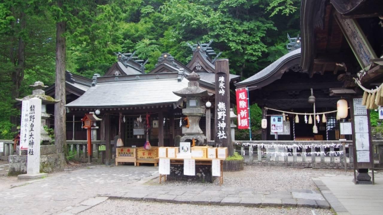 神社は一つなのに二つの名前、二人の神官を持つ不思議な神社があるってほんと?