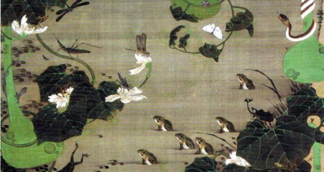 あらゆるものに神は宿る!絵師・伊藤若冲の名作「動稙綵絵 池辺群虫図」をじっくり鑑賞&解説