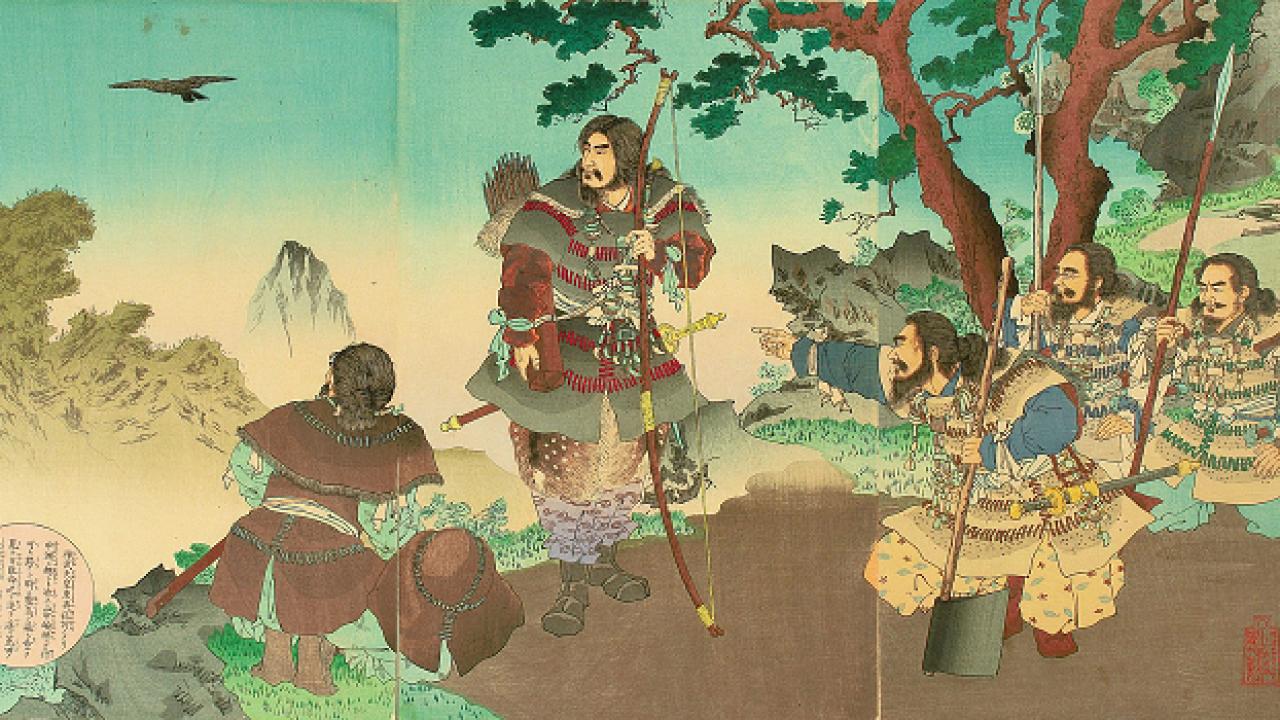 2月11日は建国記念の日!今から2681年前、日本を創った初代天皇・神武天皇の生涯
