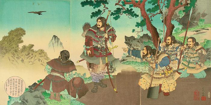 初代 天皇 陛下