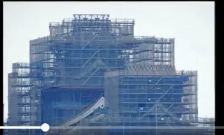 込み上げるものがあります。熊本城の復旧状況を定点撮影した写真をつなげたムービーが公開