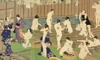 どんだけ混浴したいの!何度禁止しても復活し続けた江戸時代の混浴の歴史