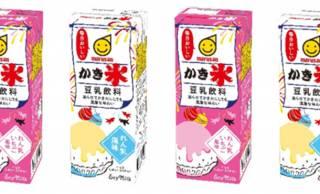 かき氷れん乳風味!マルサンアイ「豆乳飲料」から凍らせて食べる為に生まれてきたような新商品が登場