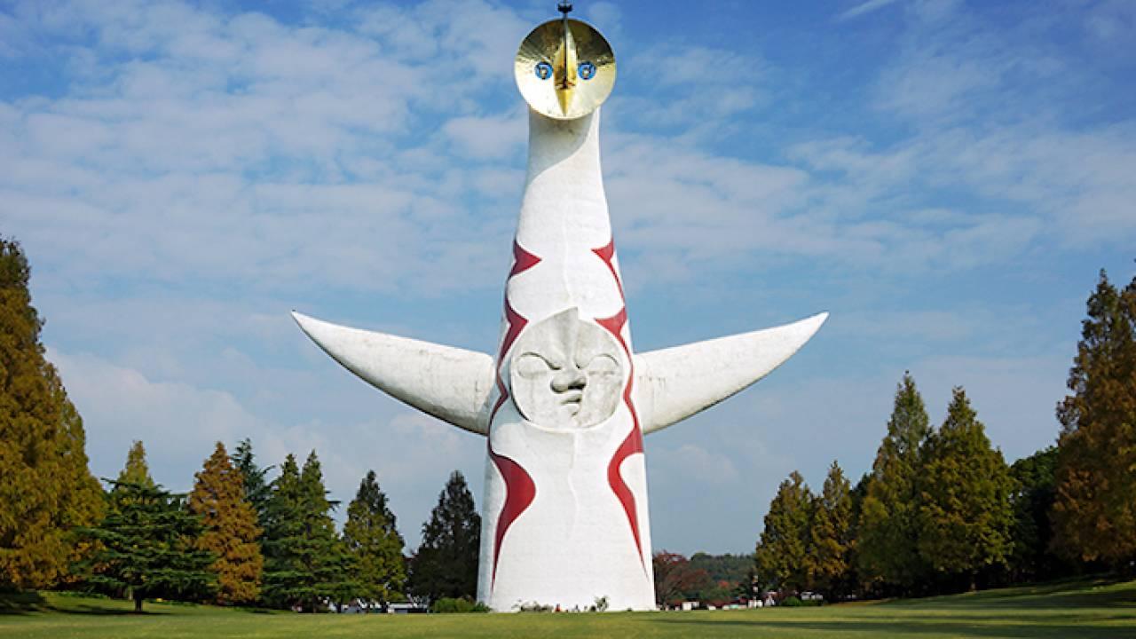 太郎さんの作品で初!岡本太郎による「太陽の塔」が有形文化財に登録へ