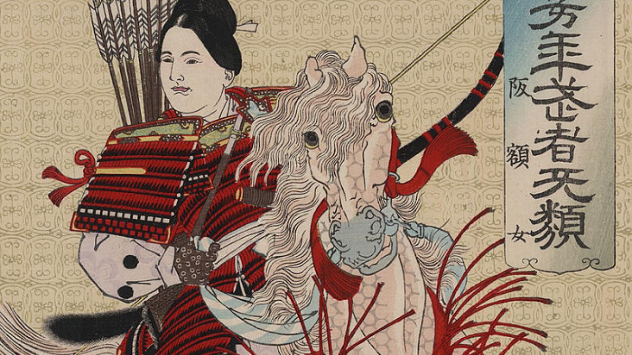 美女って記録にあるのに!鎌倉時代の女武者・坂額御前が醜女キャラに設定されてしまったのはなぜ?【上】