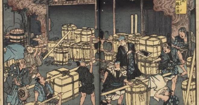 コロリ 江戸 時代