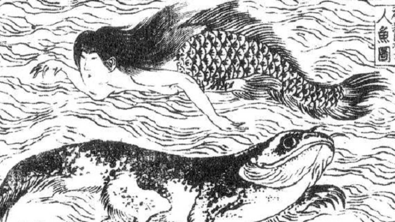 人魚を食べた娘は800歳まで生きた!?人魚伝説「八百比丘尼の物語」の始まりは若狭国から