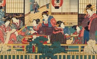 江戸時代の遊女は「生理の日」どう対処していたの?遊女が行っていた驚きの生理対策