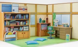ドラえもんでおなじみ!のび太のあの部屋が商品化「のび太の部屋セット」発売