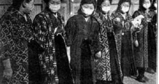 日本でマスクが一般化したのは大正時代。工場用マスクから時代を経て形 ...