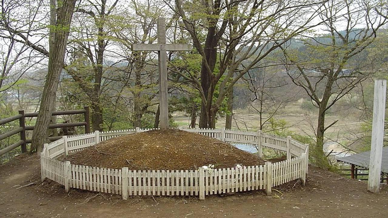青森県新郷村に残されたキリストの墓。キリストは青森県で生涯を終えた?