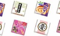 八ツ橋、芋ようかん…ご当地銘品とコラボしたチロルチョコ「チロルご当地めぐり」新発売