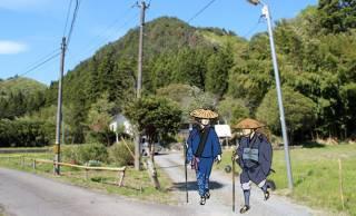 江戸時代、主人殺しと不義密通を犯した男女の逃亡劇「女川騒動・飯田口説」