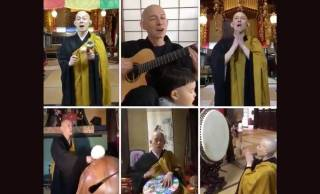 だいじょう仏教!お坊さんが仏具でボブ・マーリーの名曲をカバーした動画が癒やされます♪