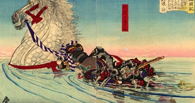 明智秀満「湖水渡り」伝説の元ネタ?琵琶湖で水上戦を繰り広げた戦国時代の古文書が公開へ