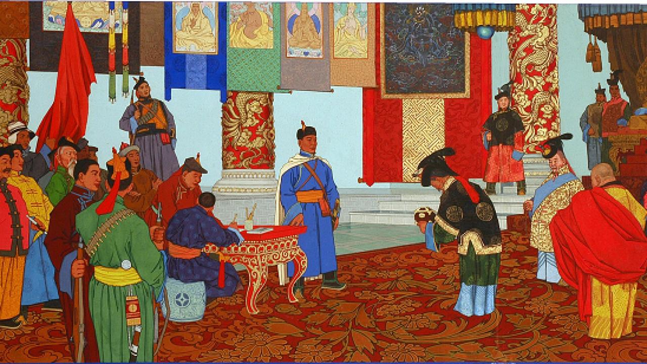 モンゴルに自由と統一を!日本人と共に民族独立を目指した悲劇の英雄・バボージャブの戦い【六】