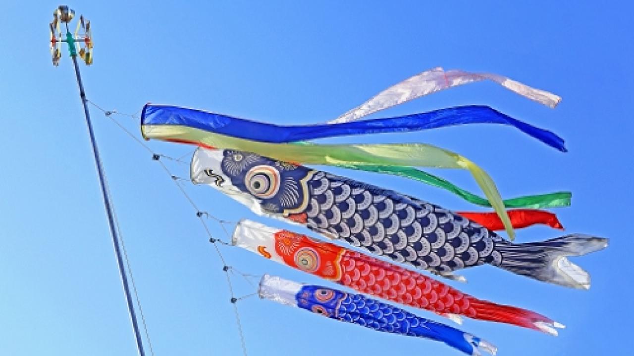 屋根より高い鯉のぼり♪…が空を飛んでいる理由は中国の伝説にあった?