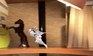 忍者が縦横無尽に動き回る!現実とアニメの垣根を超えたムービー作品「作画忍者」がスゴい!