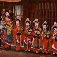 江戸時代の吉原で最高級の遊女「花魁」になれる禿(かむろ)の条件とは?