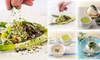 老舗茶舗「福寿園」が新茶の香りと旨味を存分に楽しめる「食べる 新茶」を新発売